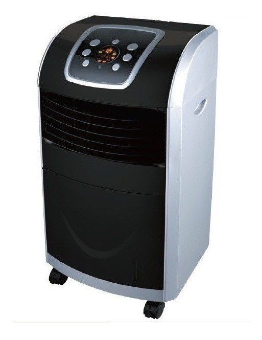 Aire Lavado Enfriador 3 En 1 Ventilador Purificador Ionizado_0