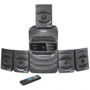 Bocinas Bluetooth Multimedia 5.1 Aux Usb Fm Kaiser 9326_0