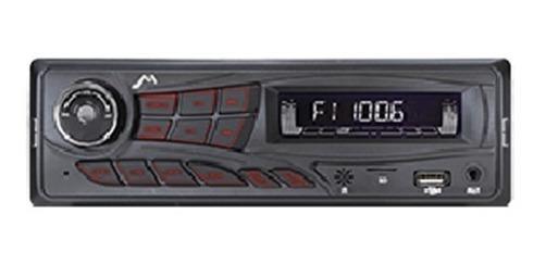 Autoestéreo Bluetooth Usb Auxiliar Fm Sd Eq Mp3 9923_0