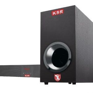 Soundbar 2.1 Canales Con Bluetooth Usb Fm Subwoofer Ksr 3080_0