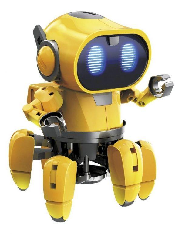 Robot Articulado Para Armar Smartbot Sensores K720 Steren_4