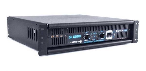 Amplificador Profesional Cuoperh Sl6000 Silver Line_2