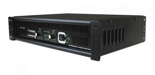 Amplificador Profesional Cuoperh E2000 300w Silver Line_2