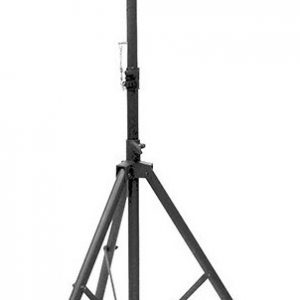 Stand Pedestal Base Tripie Para Bafle Bocina 30kg Ksr 1001_0